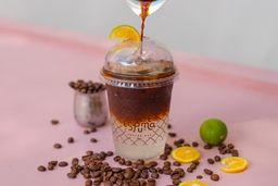 Café Espreso Lime Soda