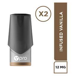 Cartucho para ePen3  Infused Vanilla vPro 12mg/mL