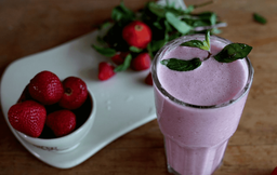 Smoothie Frutos Rojos