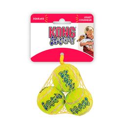 Kong Juguete SqueakAir Ball Mediano