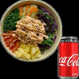 Rappi Bowl + Coca Cola 50% Dcto