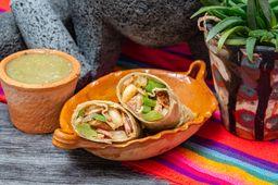 Burrito Camarón