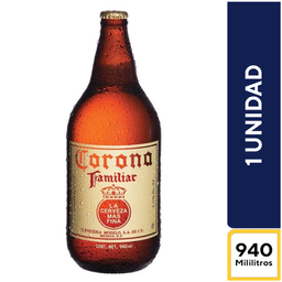 Corona Familiar 940 ml
