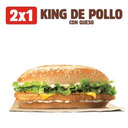 2x1 King de Pollo