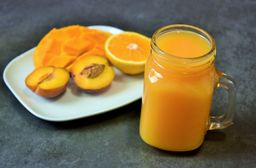 Yellow juice