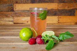 Agua de Limón con Fresa