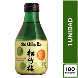 Sho Chiku Bai Sake 180 ml
