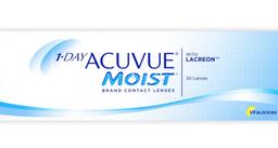 Lente de Contacto 1- Acuvue Day® Moist®