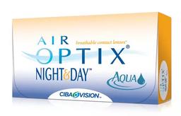 Lentes de Contacto AIR OPTIX® NIGHT & DAY®AQUA