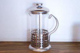 Cafetera Prensa Francesa Metálica 600 ml