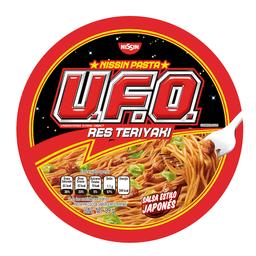 Nissin U.F.O. Pasta Res Teriyaki