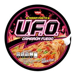 Nissin U.F.O. Pasta Camarón Fuego