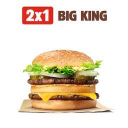 2X1 Big King