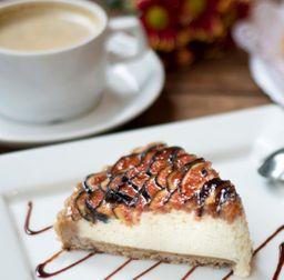 Pastel y Café Americano