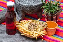 Combo Burrito Bistec