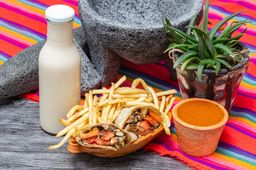 Combo Burrito Vegetariano