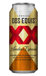 XX Ambar Cerveza 473 ml