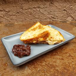 Grill Sándwich con Brie