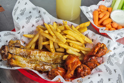 Ribs & Chicken