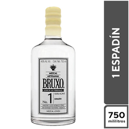 Bruxo 1 Espadín 750 ml