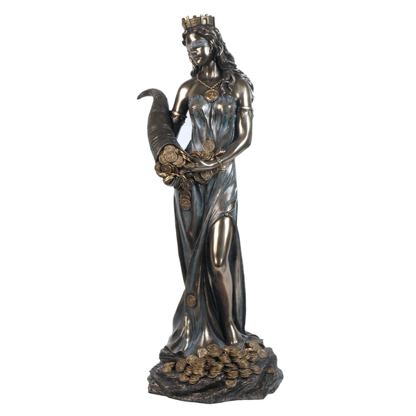Wise Unicorn Figura Decorativa Fortuna 28