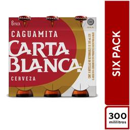 Carta Blanca Six Pack 300 ml