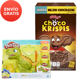 Rappicombo Rex el dinosaurio + Choco kripis