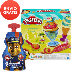 Rappicombo set helados + danonino