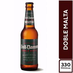 Voll-Damm Doble Malta  330 ml