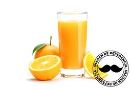 Jugo de Naranja Natural Recién Exprimido