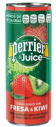Perrier & Juice Fresa Kiwi