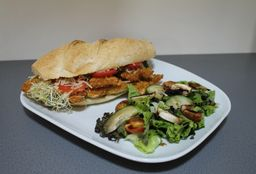 Sándwich de Pollo Crispy