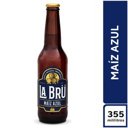 la Brü Maíz Azul 355 ml