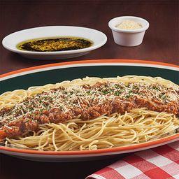 Spaghetti Alla Bolognese Abbondanza