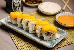 6 Rollos Mango Maki