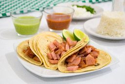 Combo Paquete 2x1 Tacos