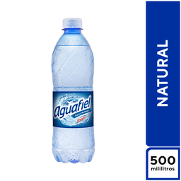 Aguafiel Natural 500 ml