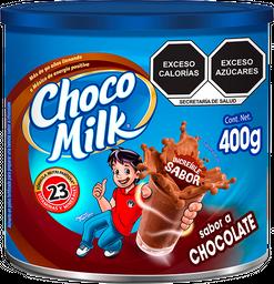 2 x Chocolate En Polvo Choco Milk  400G
