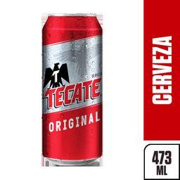 Tecate Cerveza Original