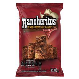Rancheritos Totopos de Maiz