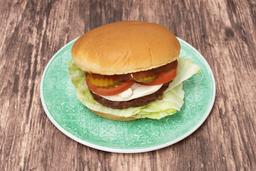 Combo 2 Hamburguesas Vegetarianas