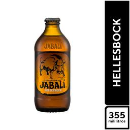 Jabalí  Hellesbock 355 ml