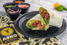Burrito de Chile con Tocino