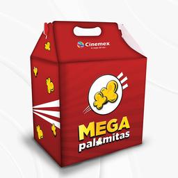 Mega Palomitas Clásicas
