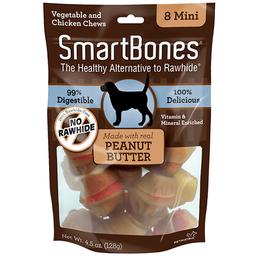 Smartbones Huesos Cacahuate Mini