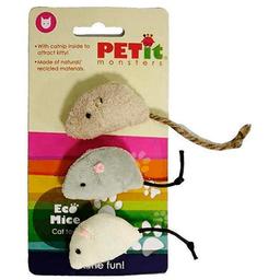 Petit Monsters Juguete Ratón Ecológicos