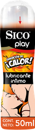 2 x Preservativos Lubricante Intimo Sico Play Sensacion D 2 U