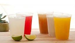 Agua Fresca de Coco Nuez