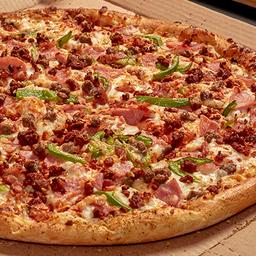 Pizza Extra grande 5-9 Ingredientes