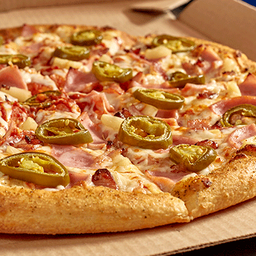 Pizza Grande 2-4 Ingredientes